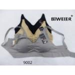 Топ бюстгальтер BIWEIER для кормящих мам, 2,5-ка  9002