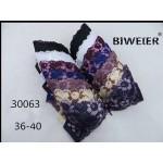 Комплект белья двухцветный с кружевом(бюстгальтер с корректором+трусы с кружевом)  К30063