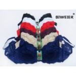Бюстгальтер BIWEIER кружевной с подкладкой, D-ка  13316DD_белый и др. цвета