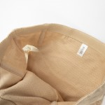 Пояс-утяжка LU LO LA высокий с дышащей подкладкой на косточках, в ажурную сеточку  2041_бежевый