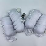 Бюстгальтер BIWEIER пуш-ап с гладкими чашками и кружевной спинкой 2-ка  У30159