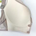 Бюстгальтер для кормления в рубчик, с лазерной обработкой, С-ка  3358_бежевый и др. цвета