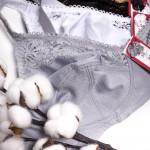 """Бюстгальтер Beisdanna с кружевом по верху чашки, из """"дышащей"""" эластичной ткани , 4-ка  90238D"""