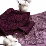 Трусики - слипы | LULOLA | хлопок, кружевные сзади  H015_белый и др. цвета