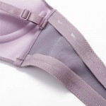 Бюстгальтер пуш-ап гладкий без бретелей  FINETOO формованный, без косточки | 2-ка  X103В_фиолет и др. цвета