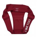 Трусики - слипы | FINETOO | бесшовные, проклеенные, с принтом  X7081