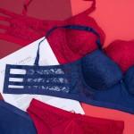 Комплект белья из бюстье с push up и слипами, 2-ка  К8816B_бежевый